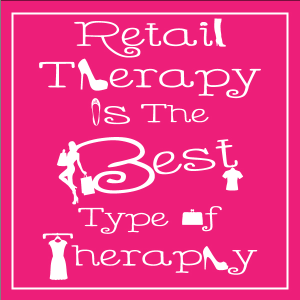 Retail Therapy | Squared Notebook